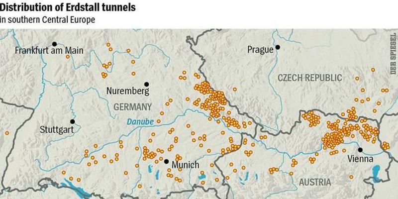 Cavernas-por-toda-europa